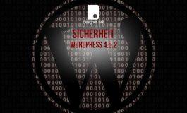 Wordpress Sicherheitsupdate