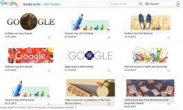 Mehr als Gekritzel - Die Google Doodles