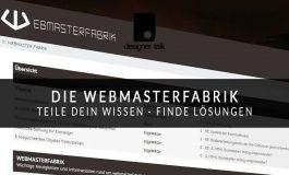 Die Webmasterfabrik